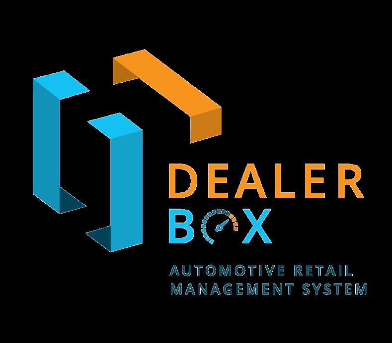 dealerbox logo - automotive retail management system